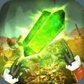 翠綠的寶石
